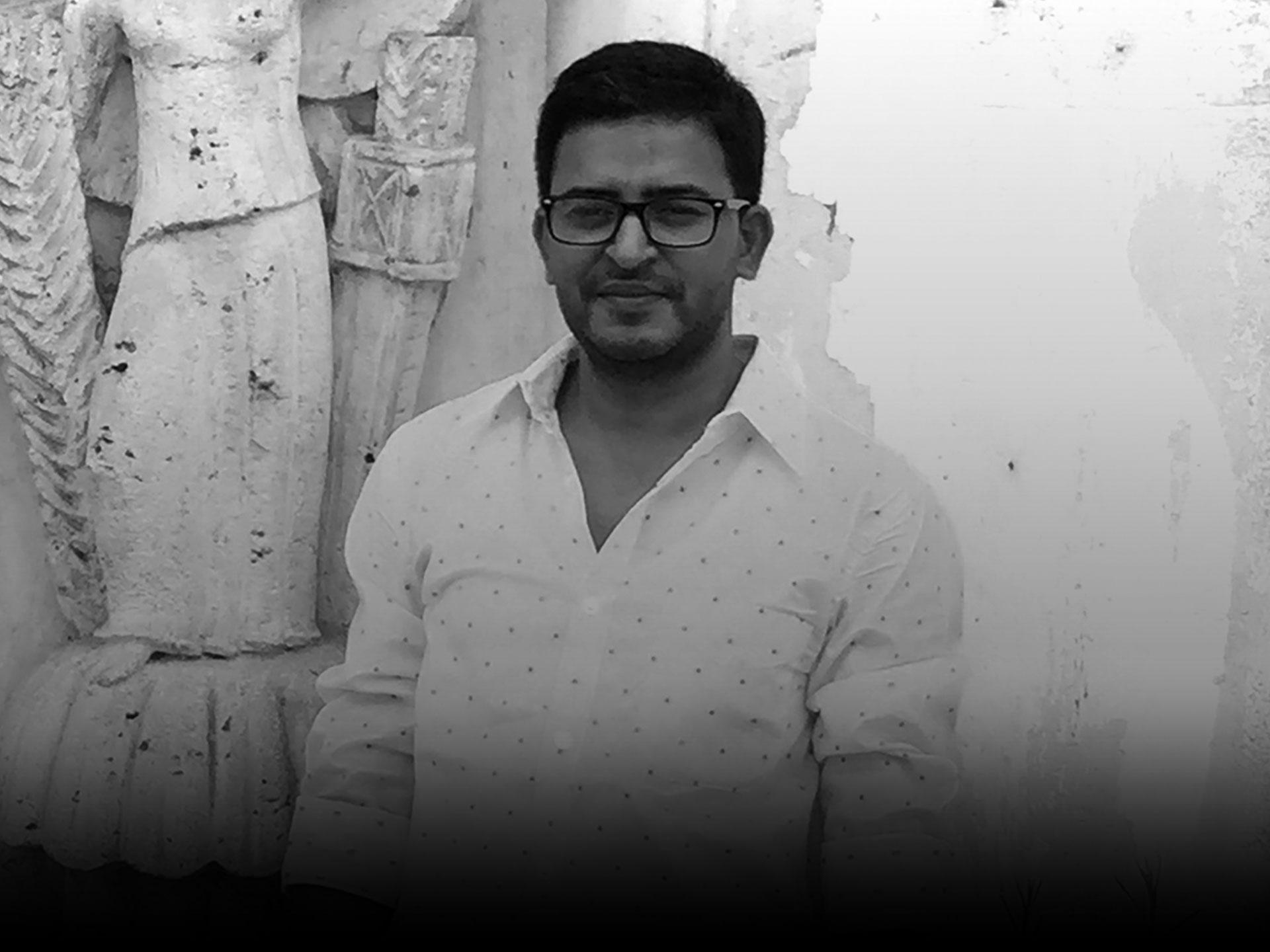 Image of Alok Saini