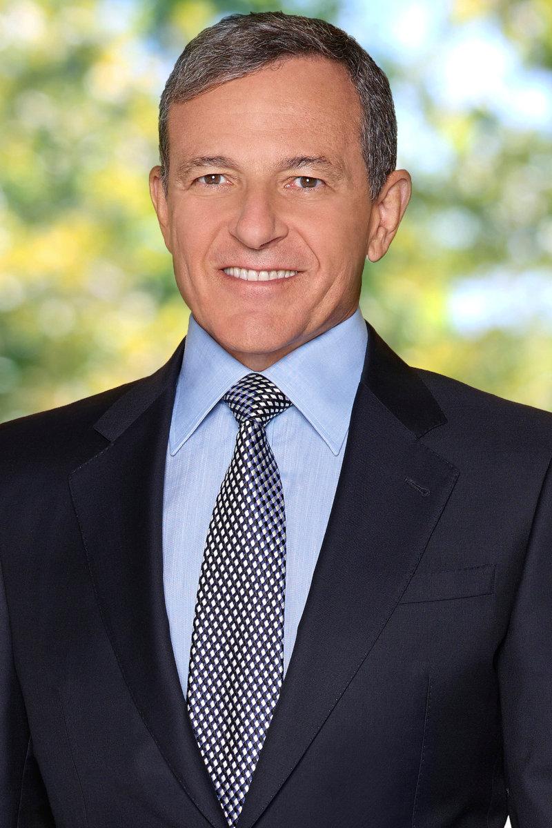 Bob Iger, Clio Honoree